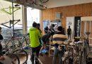 シマノ バイクフィッティング体験会。 & ファットバイク日和 こんなのあったらいいね!!