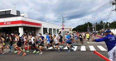 第41回 寺泊シーサイドマラソン大会