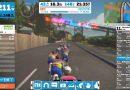 バーチャルサイクリング 【 ZWIFT   】 大人気です!! & お渡しのクロスバイク・修理車ご紹介です。
