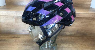 5月発売! LAZARヘルメット 【GENESIS】に限定カラー登場! & オーバーホールのバイクと、ZWIFT  WTRL-ZRL結果。